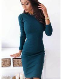 Šaty - kód 3524 - modrá