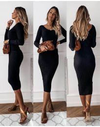Šaty - kód 928 - černá