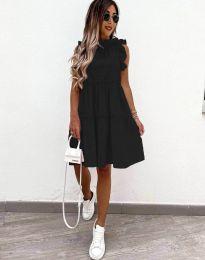 Šaty - kód 2663 - černá