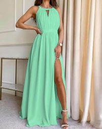 Šaty - kód 6787 - mentolová