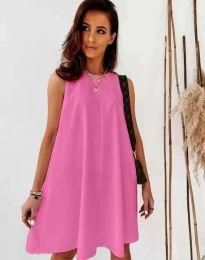 Šaty - kód 9862 - růžová