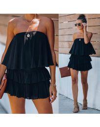 Šaty - kód 0489 - černá