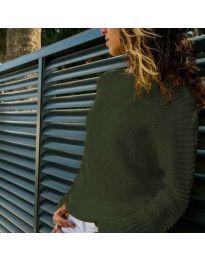 Triko - kód 825 - olivová  zelená