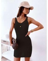 Šaty - kód 10088 - černá