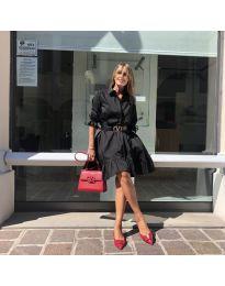 Šaty - kód 960 - černá