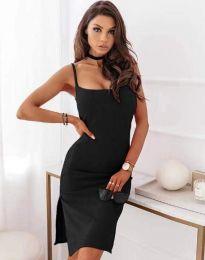 Šaty - kód 7783 - černá