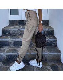 Kalhoty - kód 5157 - bežová