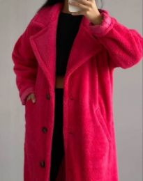 Kabát - kód 0465 - 6 - cyclamenová