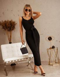 Šaty - kód 6166 - černá