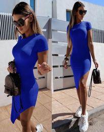 Šaty - kód 8391 - modrá