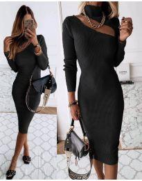 Šaty - kód 149 - černá