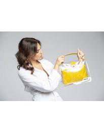 kabelka - kód YF - D2025 - žlutá