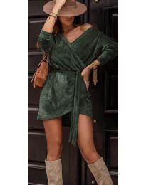 Šaty - kód 238 - zelená