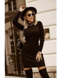 Šaty - kód 0608 - černá