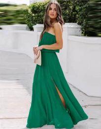 Šaty - kód 8871 - zelená