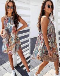 Šaty - kód 3859 - 2 - květinové