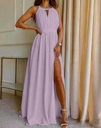 Šaty - kód 6787 - fialová