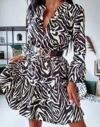 Šaty - kód 4260 - barevné
