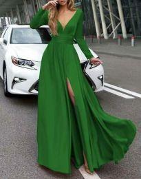 Šaty - kód 3428 - zelená