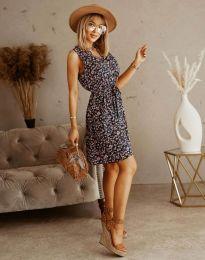 Šaty - kód 6123 - vícebarevné