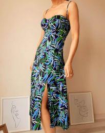 Šaty - kód 8584 - 1 - vícebarevné