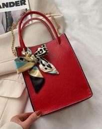 kabelka - kód B460 - červená