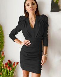 Šaty - kód 7937 - černá