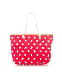 kabelka - kód 5350 - červená
