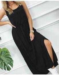 Šaty - kód 7466 - 3 - černá