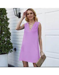 Šaty - kód 1429 - fialová