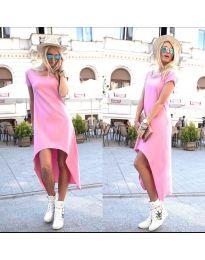 Šaty - kód 336 - růžová