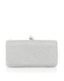 kabelka - kód CK3316 - stříbro