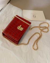 kabelka - kód B425 - červená