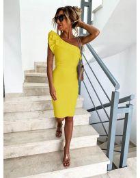 Šaty - kód 710 - žlutá