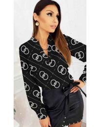 Košile - kód 827 - černá