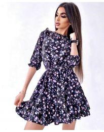 Šaty - kód 5910 - 2 - vícebarevné