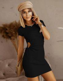 Šaty - kód 8556 - černá