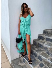 Šaty - kód 0081 - modrý