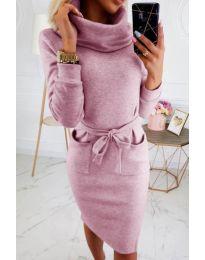 Šaty - kód 219 - růžova