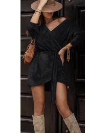 Šaty - kód 238 - černá