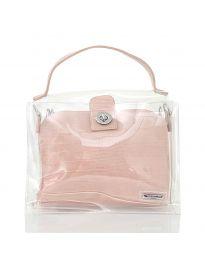 kabelka - kód YF - D2025 - růžová