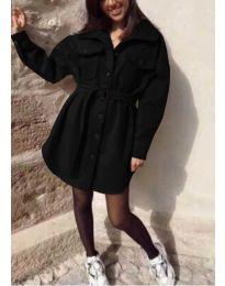 Šaty - kód 0707 - černá