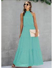 Šaty - kód 8855 - zelená