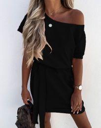 Šaty - kód 6737 - černá