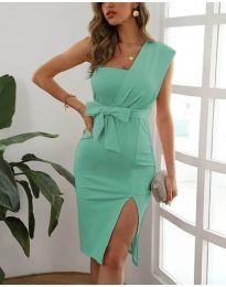 Šaty - kód 6153 - mentolová