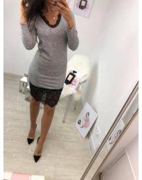 Šaty - kód 771 - 2 - černá