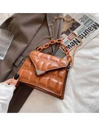 kabelka - kód B535 - hnědý