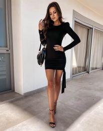 Šaty - kód 11592 - černá