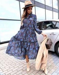 Šaty - kód 9660 - 2 - barevné