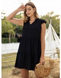 Šaty - kód 696 - černá